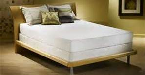 Mattess and box spring set