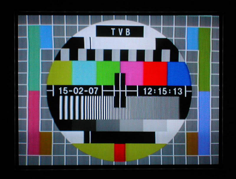 how to prepare for a tv screen test