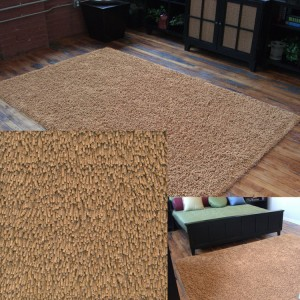 Picture of bamboo carpet samples